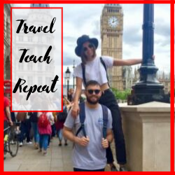 teach travel repeat