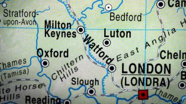 Milton Keynes is centrally located with excellent transport links